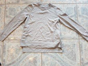Sweater mit Reißverschluss an der Taille