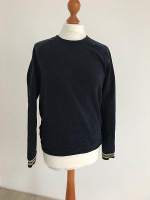 Sweater mit Rückeneinsatz aus Viskose, 36