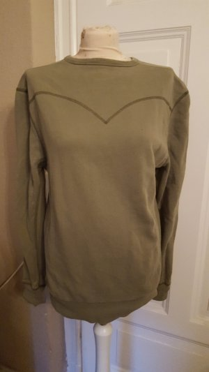 Sweater oliv khaki