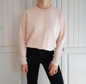 Sweater Pulli Pullover Pastelrosa Rosa pink Pastelpink babyrosa Oversize hoodie