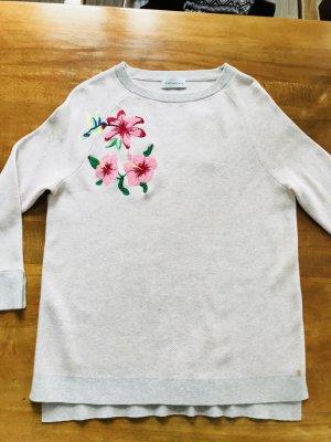 Sweater/Pullover mit toller Stickerei von Delicatelove
