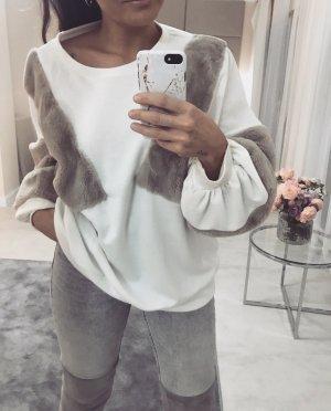 Zara Suéter multicolor