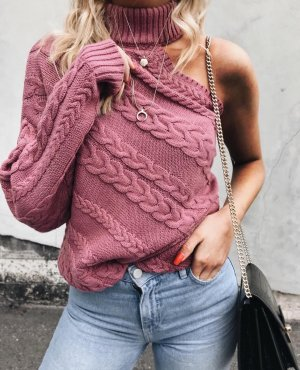 Sweater Pullover rose