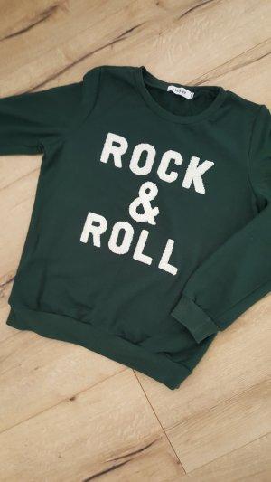 Sweat Shirt dark green