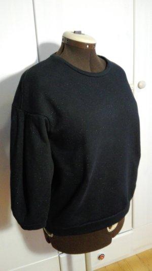 Sweater, Schumacher, 4, glitzer/black LETZTE REDUZIERUNG!!!
