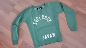 Sweater Superdry Gr.S