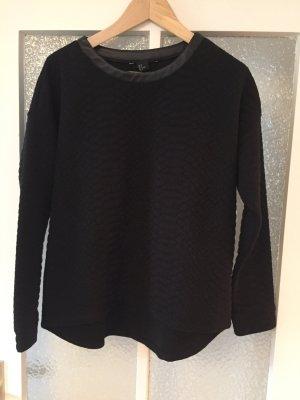 Sweater Sweatpulli schwarz H&M M