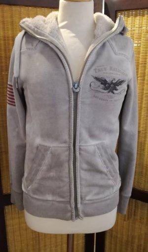 Sweaterjacke von True Religion Gr. XS
