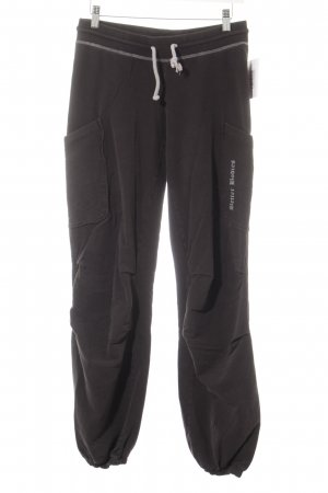Sweat Pants anthracite-light grey casual look