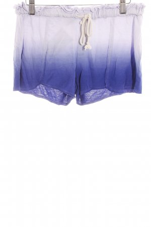 Sweat Pants mauve-blue color gradient extravagant style