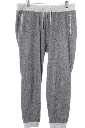 Sweat Pants dark grey-grey casual look