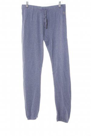 Sweat Pants slate-gray themed print athletic style