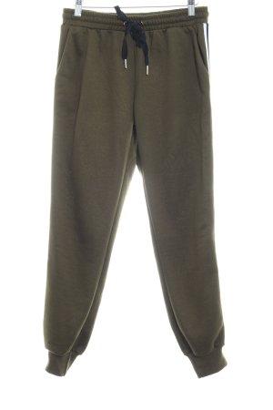Pantalone fitness multicolore stile casual