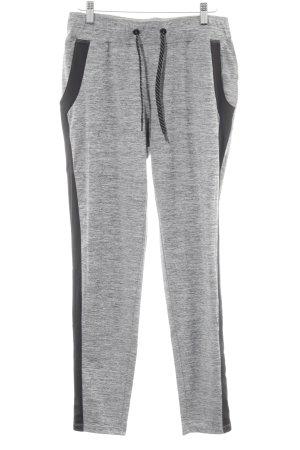 Pantalon de jogging moucheté style décontracté