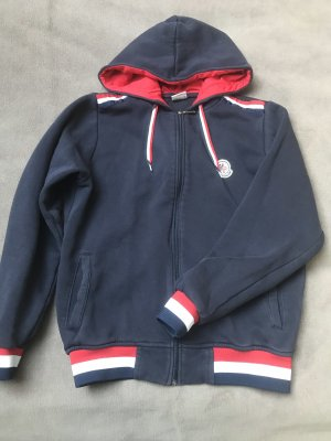 Moncler Giacca fitness blu scuro