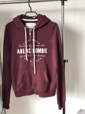 Abercrombie & Fitch Hooded Sweatshirt multicolored