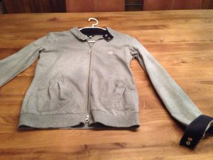 Sweatjacke Armani Jeans Größe M in grau