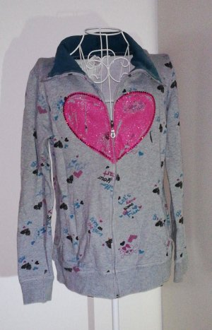 Shirt Jacket silver-colored