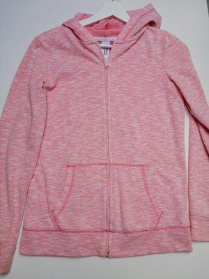 C&A Sweat Jacket salmon-pink