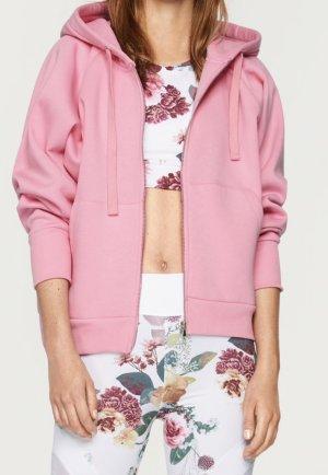 Sweatjacke EDITED Connie Pinke Sportswear Jacke Hoodie