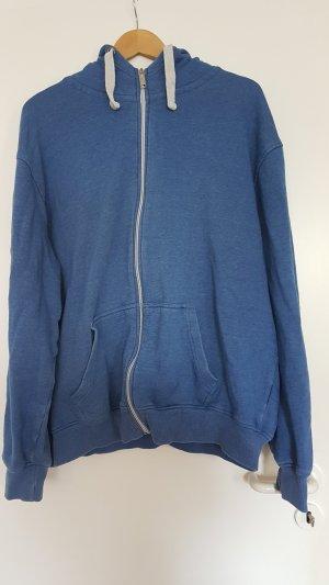 angelo litrico Sweat Jacket cornflower blue