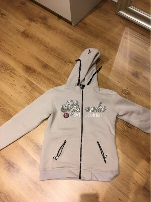 Spooks riding Hooded Sweater multicolored