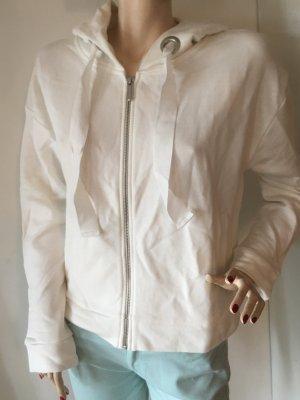 Opus Sweat Jacket natural white