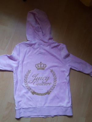 Sweatjacke rosa princess