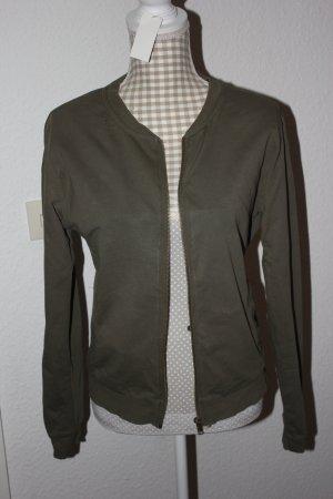 Sweatjacke Sweater wie *NEU* Gr.38/40 in khaki