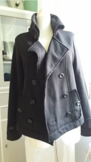 Deha Pea Jacket black cotton