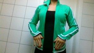 Sweatjacke von Hooch in grün!!!