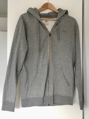 Vans Veste sweat argenté