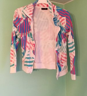Only Veste sweat multicolore