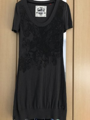 QS by s.Oliver Sweat Dress anthracite