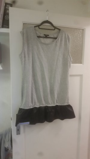 Mexx Sweat Dress black-light grey