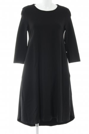 Sweatkleid schwarz Elegant