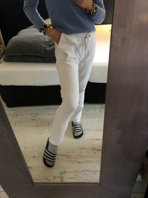 Better Rich Pantalone fitness bianco-grigio chiaro