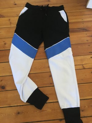 Ivy Park pantalonera blanco-azul oscuro