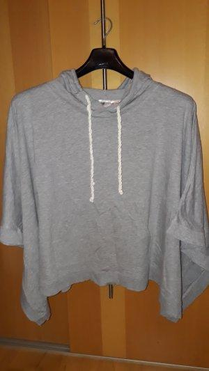 H&M L.O.G.G. Poncho gris clair