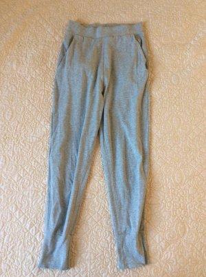 COS Pantalone fitness grigio chiaro