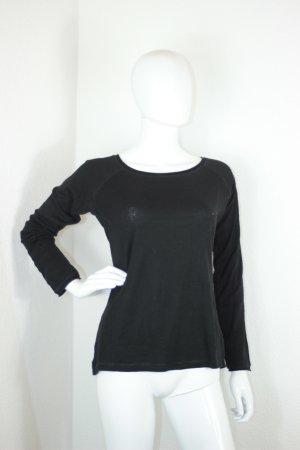 Blind Date Kraagloze sweater veelkleurig