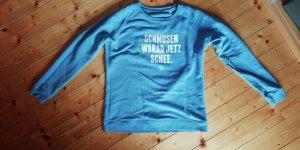 Bavaria Loden Sweatshirt bleu azur