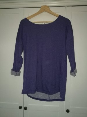 Sweatshirt Blau Gr.M