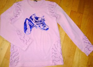 Sweatshirt DSQUARED Unisex M rosa