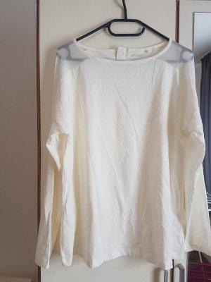 Esmara Sweat Shirt natural white