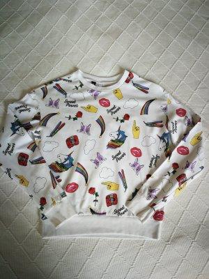 Sweatshirt für Einhornfans!