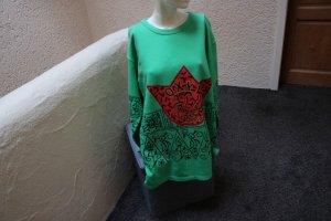 #Sweatshirt, Gr. 48/50, #grün, #Oxyd, #Neu