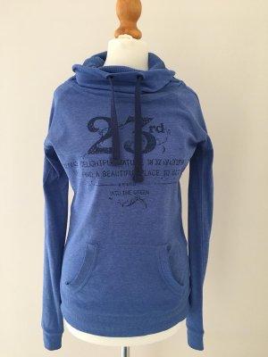 Sweatshirt Gr. S, Blau, Colours