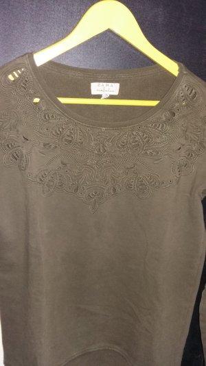 Sweatshirt Gr. S Zara