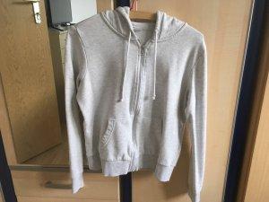 Giacca-camicia bianco sporco